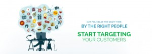 start targeting your customers