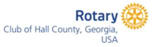 rotary club of hall county georgia